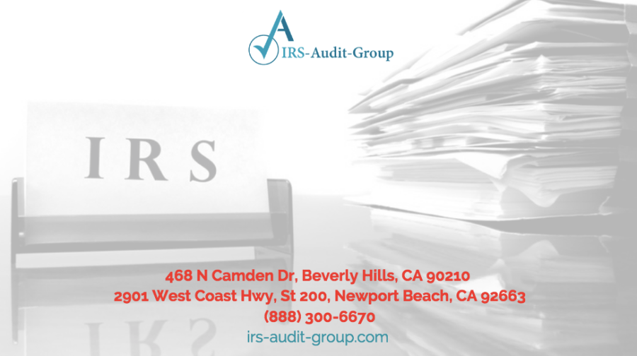 IRS Audit Group
