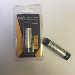 Labino spare battery for torch light