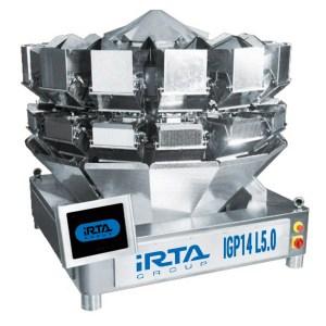 IGP14L50 Multi-head weigher