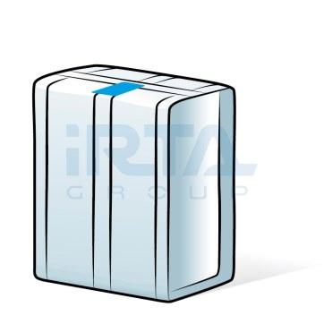 Square packet 5 seams – Adhesive Closure