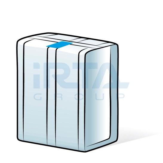 Paquete Cuadrado 5 Soldaduras - Pegatina
