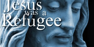 Jesus the refugee