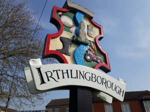 Prayers for Irthlingborough