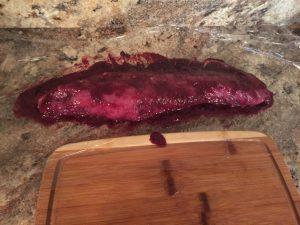 berry sangria pork tenderloin