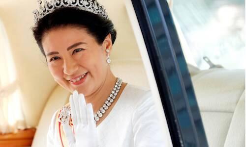 【画像】雅子様のドレスやティアラをご紹介!皇室の伝統が素敵すぎ