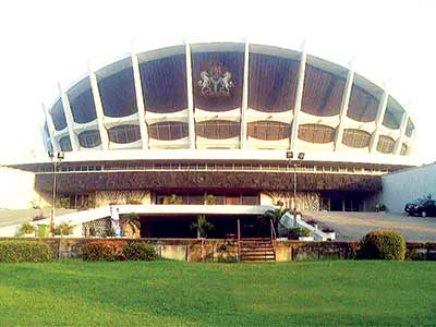 Bankers Sign MOU On Takeover Of National Theatre