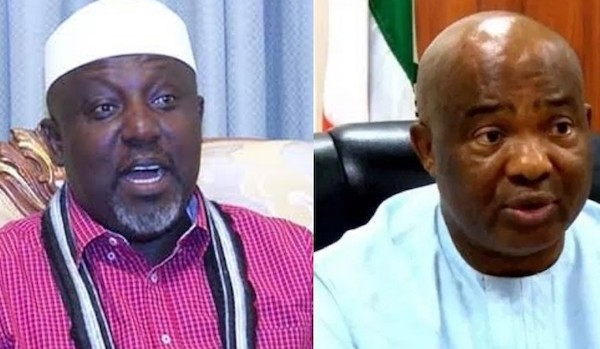 Aso Rock Summons Uzodinma Over Clash With Okorocha