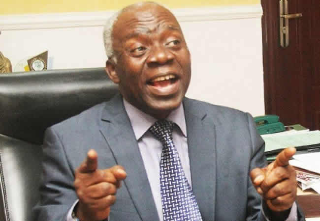 Femi Falana Reacts To The Arrest Of Salihu Tanko Yakasai Dawisu