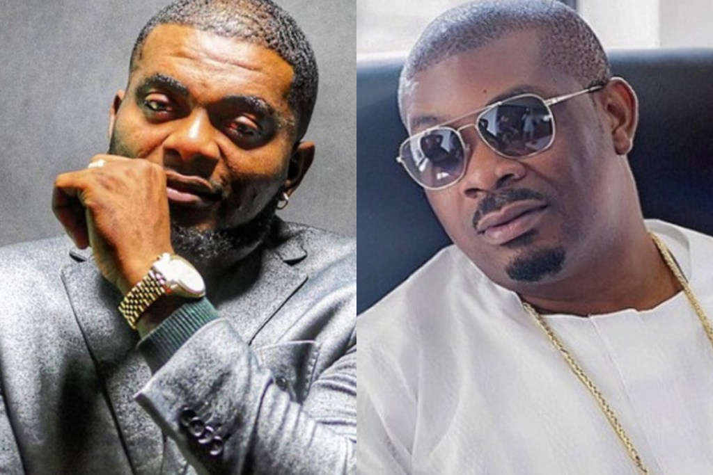 Don Jazzy Once Used SARS Operatives To Arrest Me Kelly Handsome Reveals