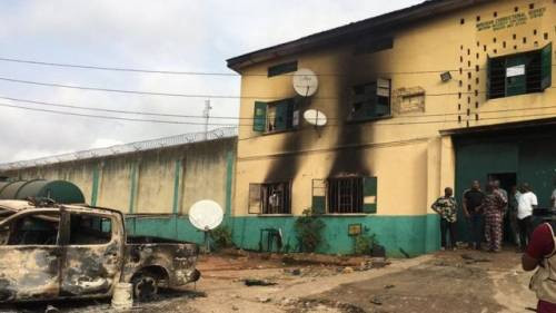 Six Inmates Who Escaped From Imo Prison Returns Voluntarily