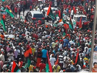 IPOB Denies Allegations Of Killing 128 Security Personnel In Imo State