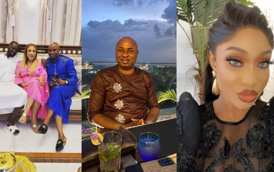 Tonto Dikeh Responds As Mayor Blessing Defended Her