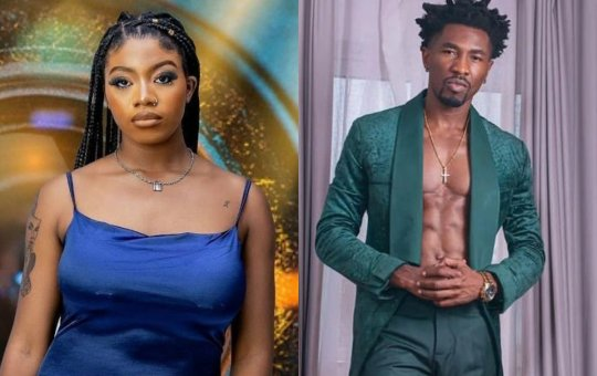 BBNaija: I'm The Reason Why Angel Is Still In This House - Boma