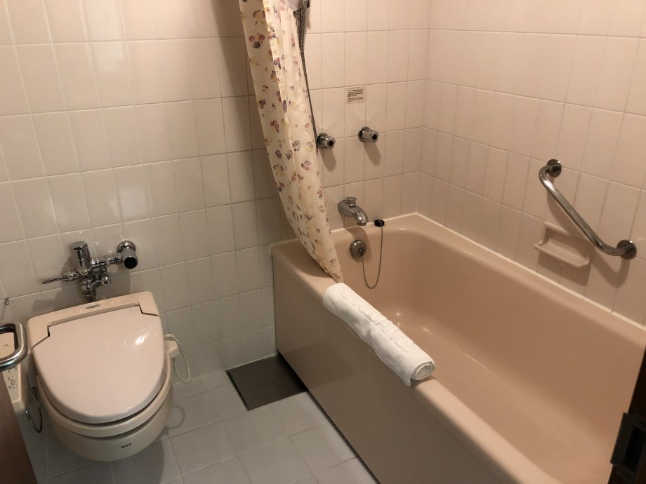 ルネッサンスリゾートオキナワの客室風呂