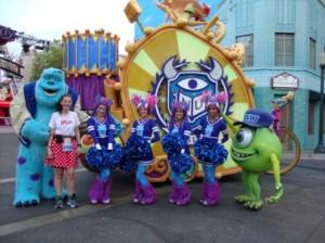 Met the Monsters