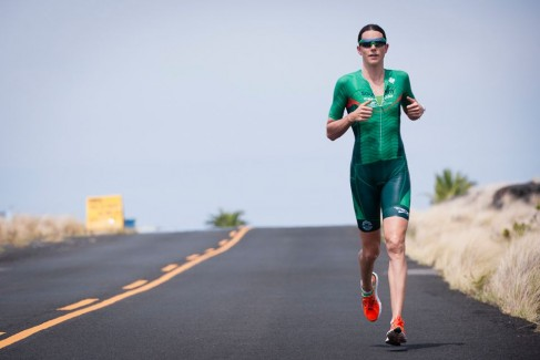 1. Canadian Heather Wurtele went down to the Energy Lab mid-day Sunday for one of her final runs before the race in six days.