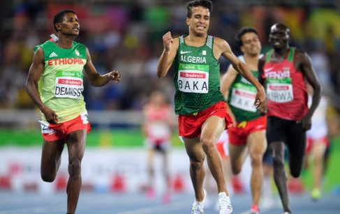If Paralympian Abdellatif Baka of Alergia ran in the Men's 1500m finals at the Rio Olympics earlier this year, he would have snatched the gold from American Matthew Centrowitz, as would his nearest three competitors.
