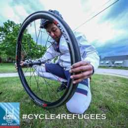 """""""What A Relief"""" Podcast 61: #Cycle4Refugees"""