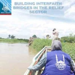 """What A Relief"" Podcast 60: Building Interfaith Bridges in the Relief Sector"