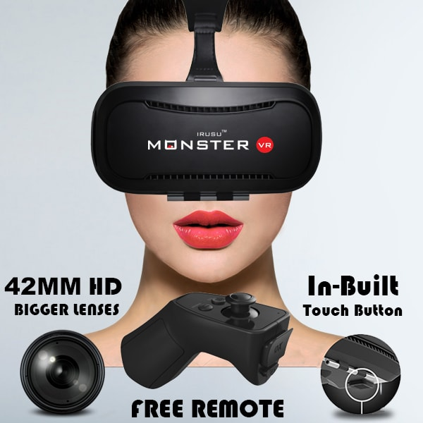 IRUSU Monster VR