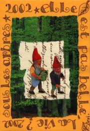 les nains dans la forêt