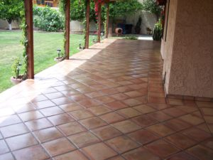 outdoor tile cleaning and patio tile