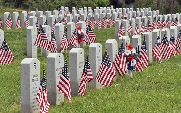 Shea Fails in Effort to Derail Veterans Cemetery