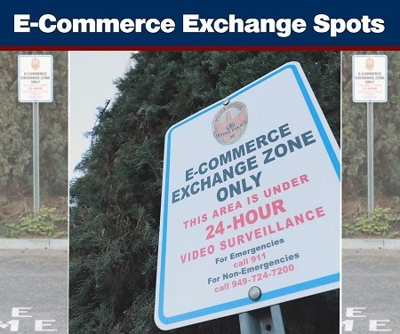 Irvine's E-Commerce Exchange Zone Keeps You Safe