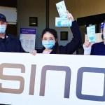 Irvine-Based Product Design Company, Esino Donates Masks & PPE Products