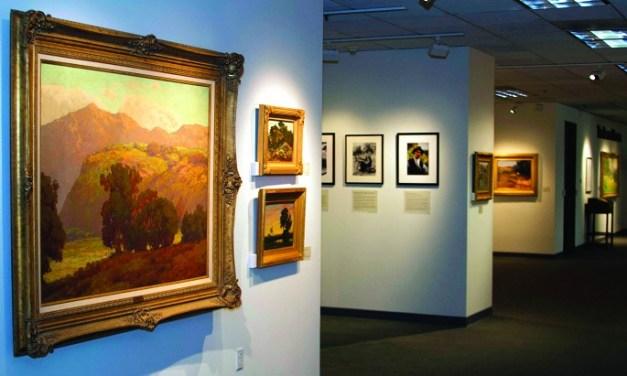 Exhibit: Masterpieces of California Art