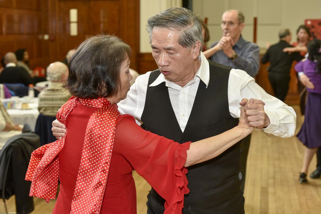 Beginning Ballroom Dance