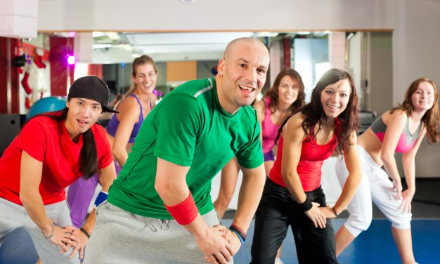 February:  Free Zumba Classes at the Library