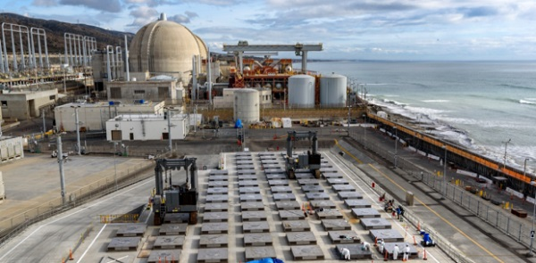 Dust-Ups Continue Over Radioactive Waste Storage at San Onofre