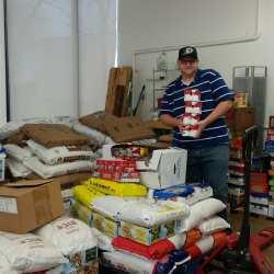 DTCC donation and DMG volunteer