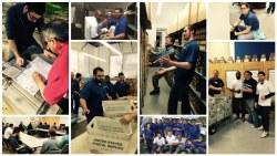 Nokia Food Pantry Volunteers on 11-30-15