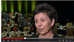 Teddie Story interviewed by ICTN at The Great Harvest 2015