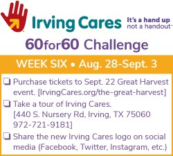 Week 6 of the 60for60Challenge. Get your tickets to The Great Harvest - 60th Birthday Party
