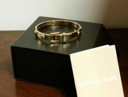 Michael Kors gold-tone bracelet