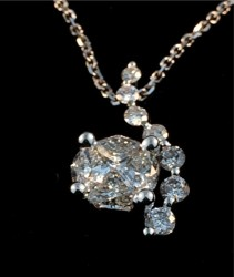Diamond Pendant from Gold N Carats_LiveAuction