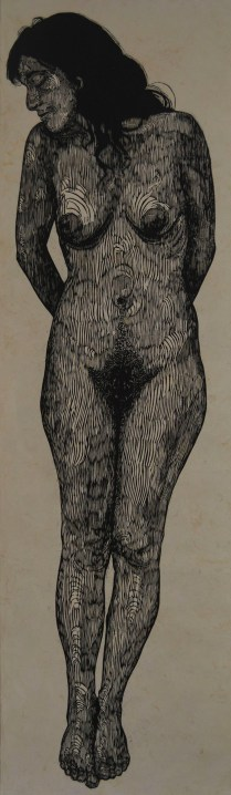 barroco I_xilografia_300cm x 120cm