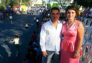 Foto: Cortesía Telemundo José Luis Abarca y su esposa María de los Ángeles Pineda Villa
