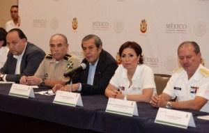 Rogelio Ortega y Rosario Robles encabezan reunión de evaluación del Plan Nuevo Guerrero