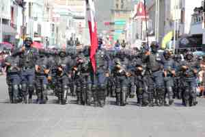 desfile policia nayarit 4