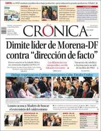 CRONICA 22 DE ENERO