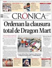 CRONICA 27 ENERO