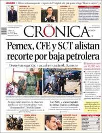 CRONICA 29 ENERO