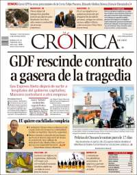 CRONICA 18 FEB