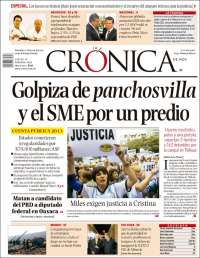 CRONICA 19 FEB