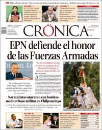 CRONICA 20 FEB
