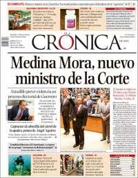 CRONICA 11 MARZO